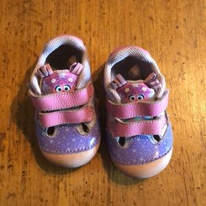 Zoe Stride Rite Toddler Shoes